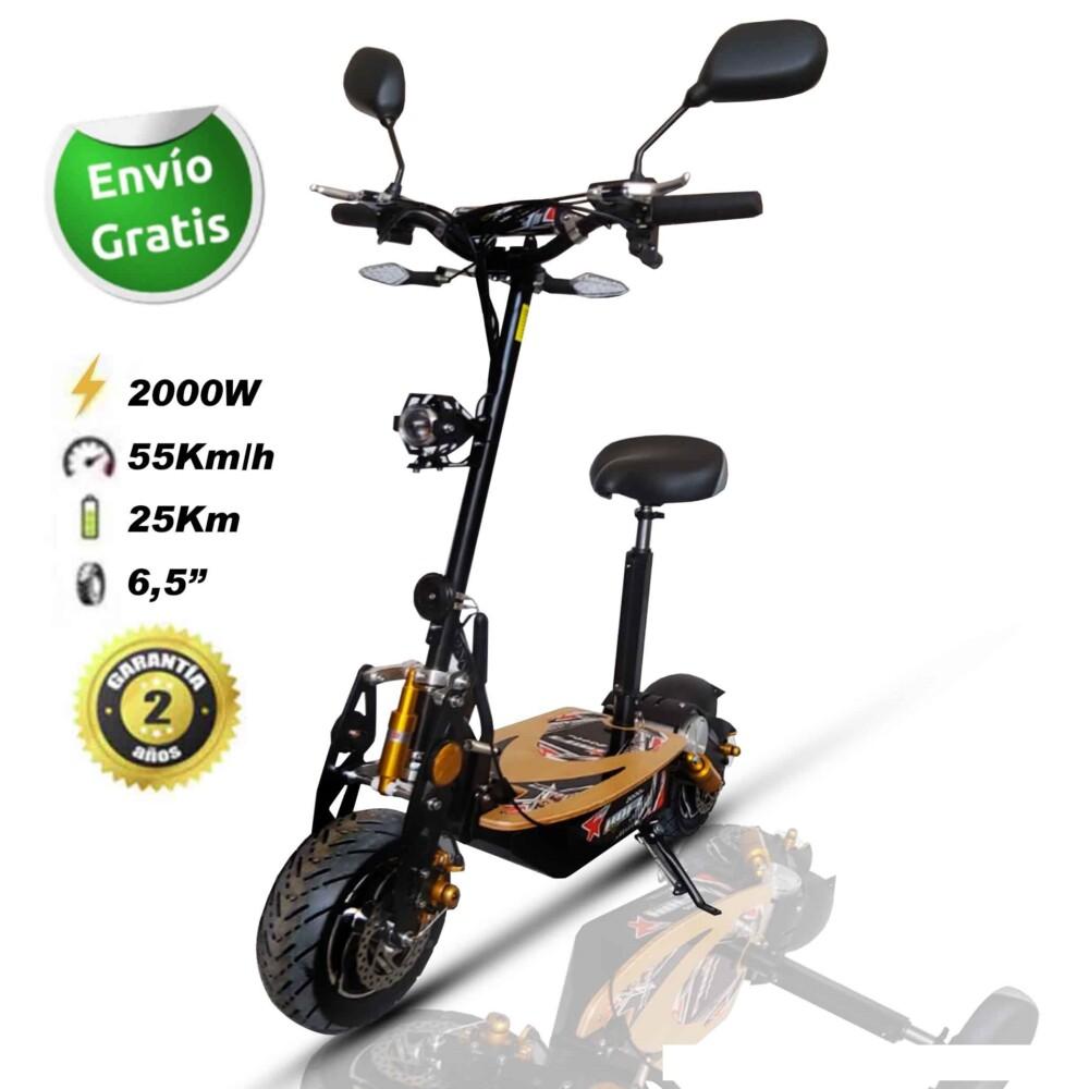 patinete eléctrico 2000W imr