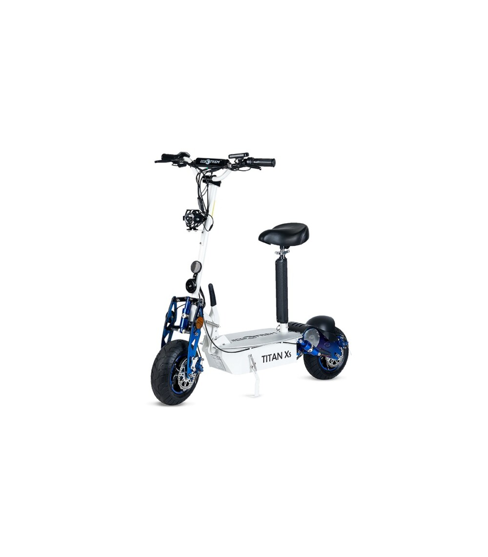 Patinete Scooter eléctrico 2000W