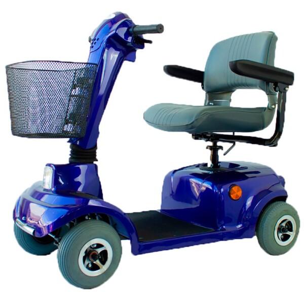 Scooter eléctrico movilidad reducida
