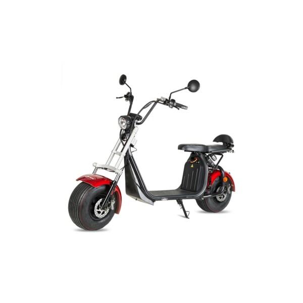 Ciclomotor citycoco eléctrico matriculable