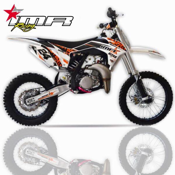 IMR MX85 2T NARANJA