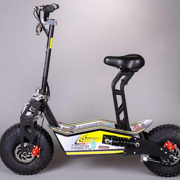 Scooter eléctrico TIGRA 2000W