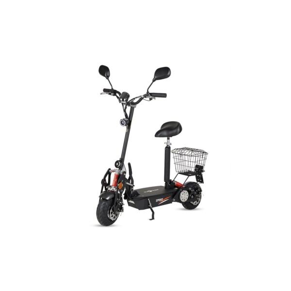 Ciclomotor patinete eléctrico matriculable