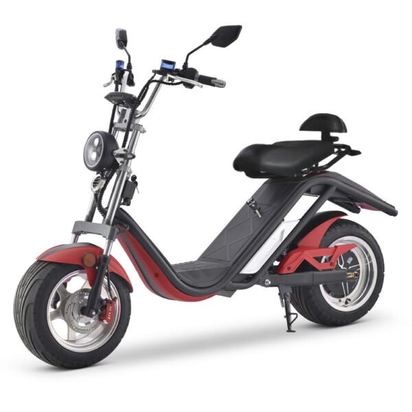 Ciclomotor eléctrico matriculable E-Thor
