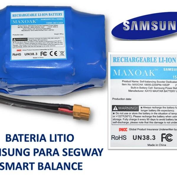 Batería SAMSUNG Hoverboard
