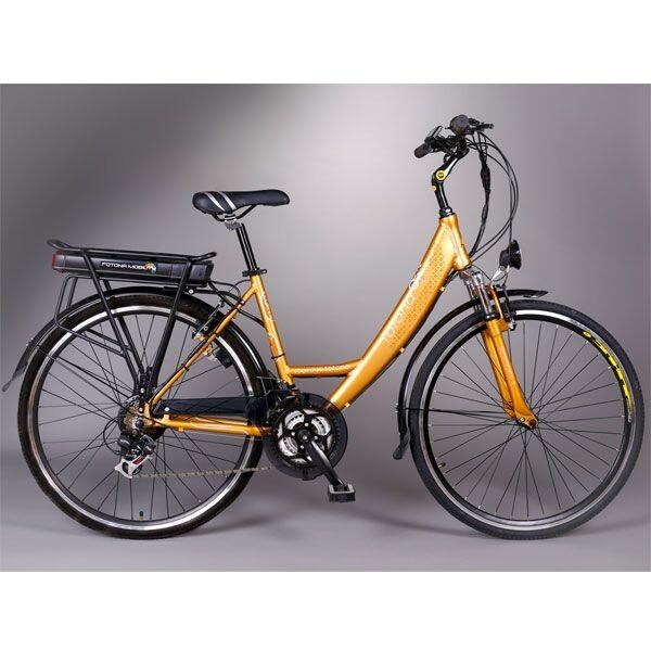 "Bicicleta eléctrica 28"" 250w"
