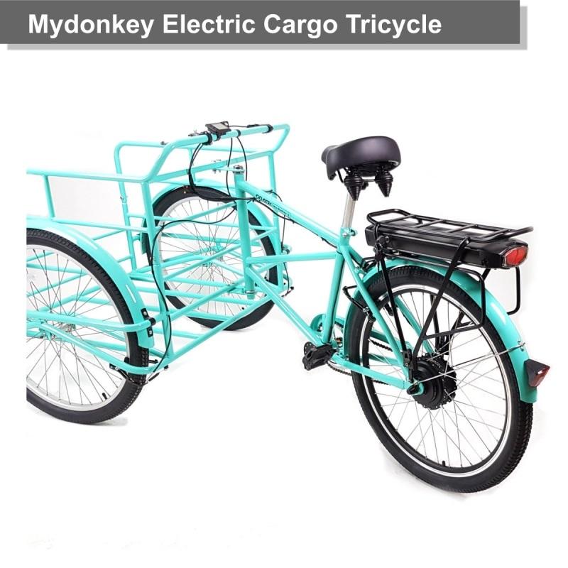 Triciclo eléctrico Mydonkey