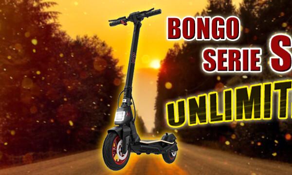 Bongo Serie S Unlimited