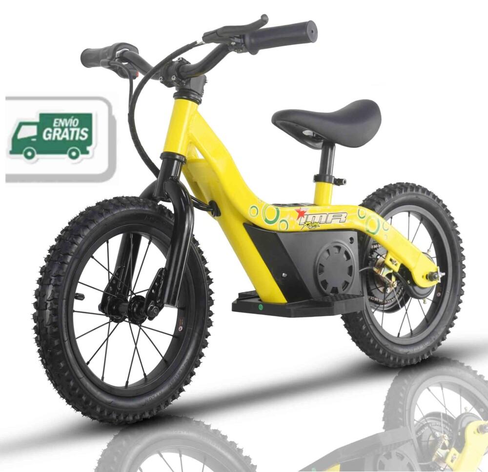"Bicicleta eléctrica IMR 14"""