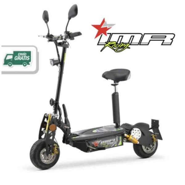 Ciclomotor eléctrico matriculable 1000W IMR