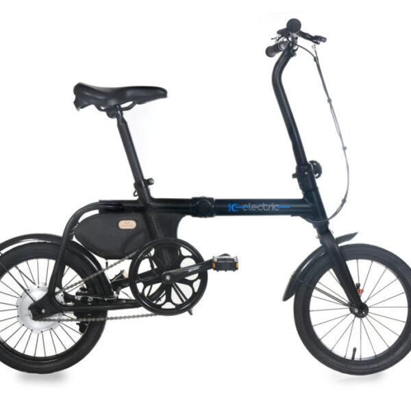 Bicicleta eléctrica plegable Micro