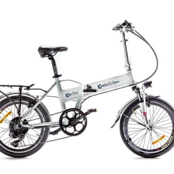 Bicicleta eléctrica plegable Mini