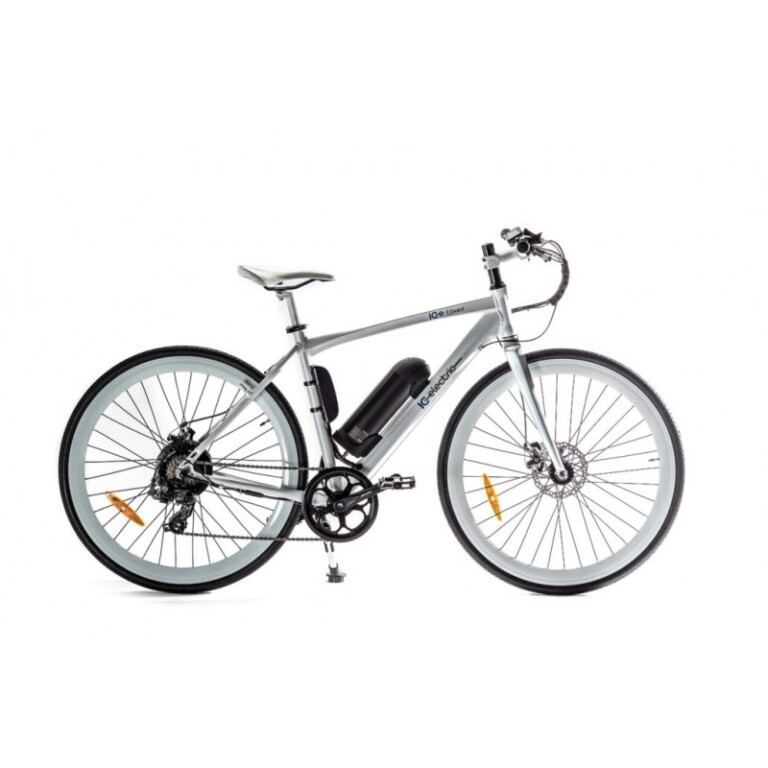Bicicleta Eléctrica Efixed icelectric