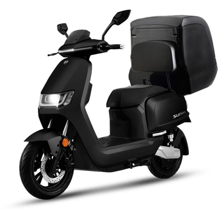 Motocicleta 125E para repartos
