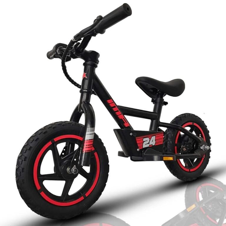 "Bici eléctrica infantil 12"""