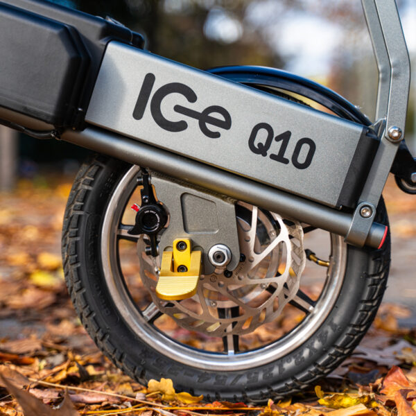 Triciclo eléctrico plegable Q10