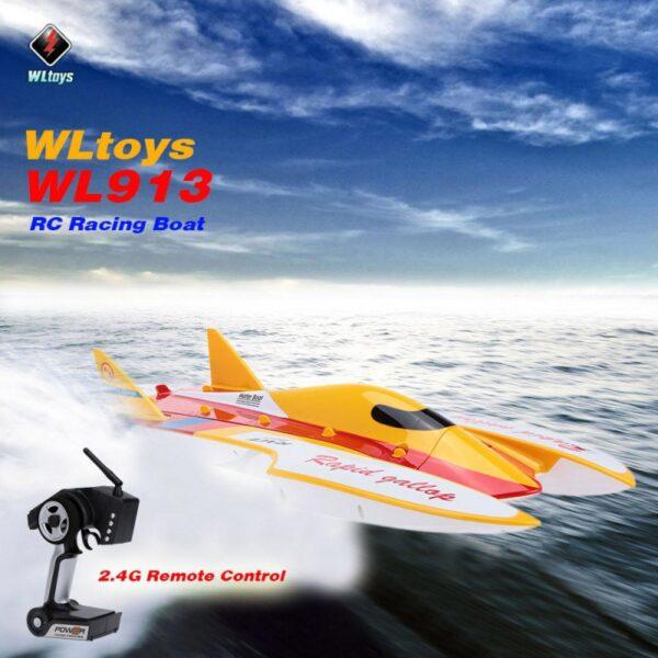 WLTOYS L913 LANCHA RC