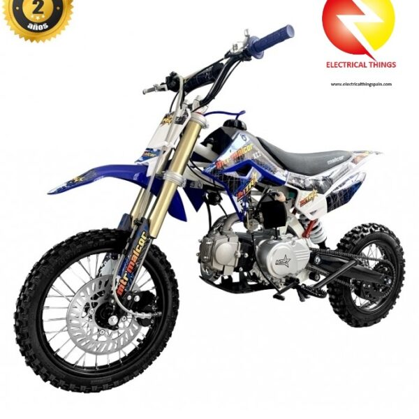 PITBIKE CROSS 125CC 14/12