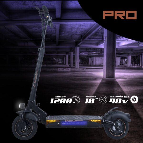 Patinete SmartGyro SpeedWay PRO