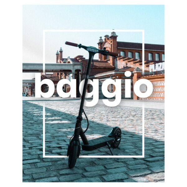 """Patinete eléctrico SMARTGYRO Baggio 10"""""""